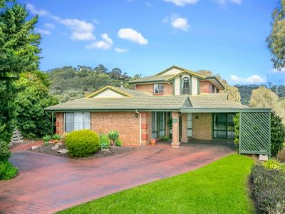 This Is One Of Those Special Homes Where Memories Are Made- Picturesque Rolling Landscape Minutes From Rostrevor College - Aprox. 1500 sqm Allotment