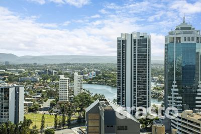 Incredible Views in the heart of Surfers Paradise - Water and Electricity Included - Resort facilities!