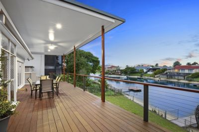 Executive Waterfront Home with Potential for Family Co-living