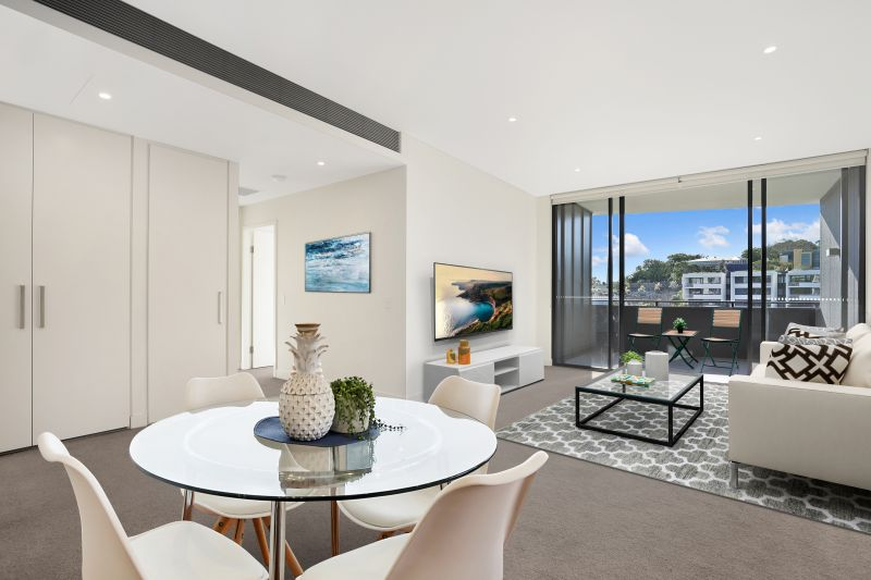 Harold Park - 2 Bedroom Apartment