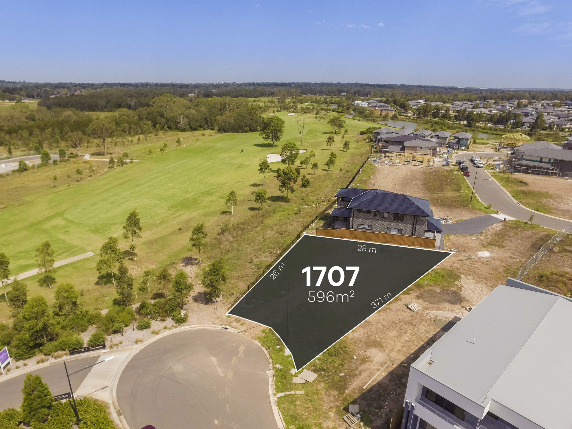 Colebee (Lot 1707) 8 Ashlar Court | Stonecutters Ridge