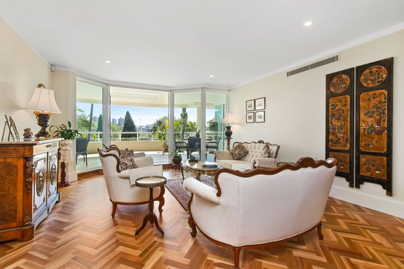Originally 3 Bedrooms, Now Renovated to a Large 2 Bedroom of Grand Proportions In 'Bayview' Complex