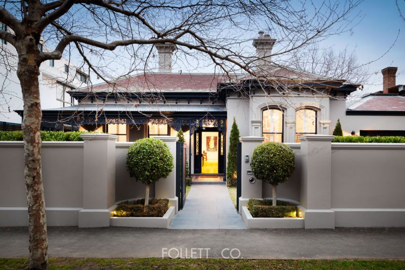 Luxuriously Renovated, Single Level Victorian in the Heart of Brighton