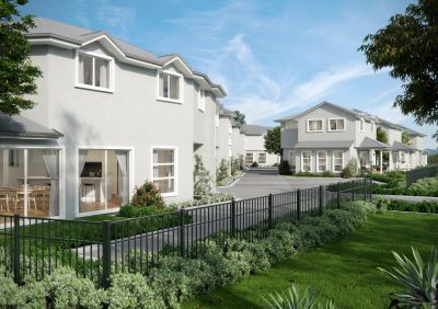 9 Townhouses DA Approved  -  3527m2
