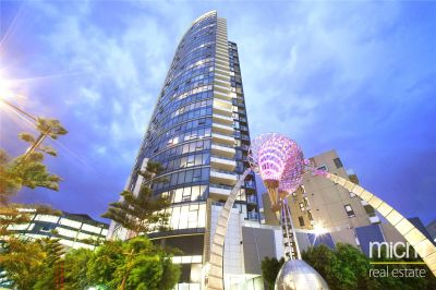 Victoria Point 1: 14th Floor - Sleek and Spacious One Bedroom Gem!