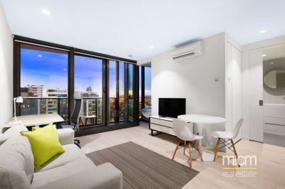 EQ Tower: Memorable CBD Living