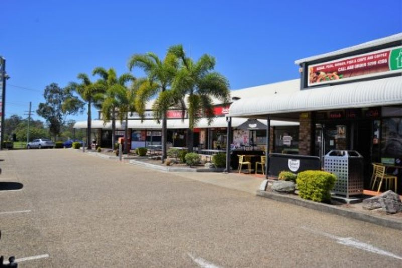 57m²* Main Road Exposure Retail Space