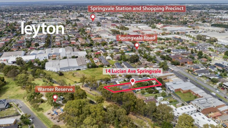 Unmissable redevelopment opportunity (STCA)