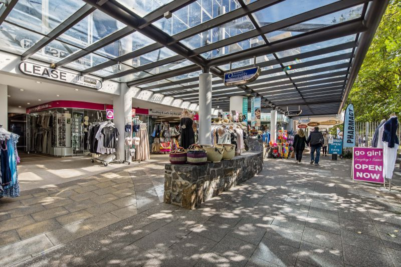 Commercial Space Above Busy Retail Destination