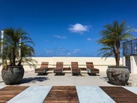 STUDIO - LARGE PRIVATE SUNDECK - SECURITY PARKING