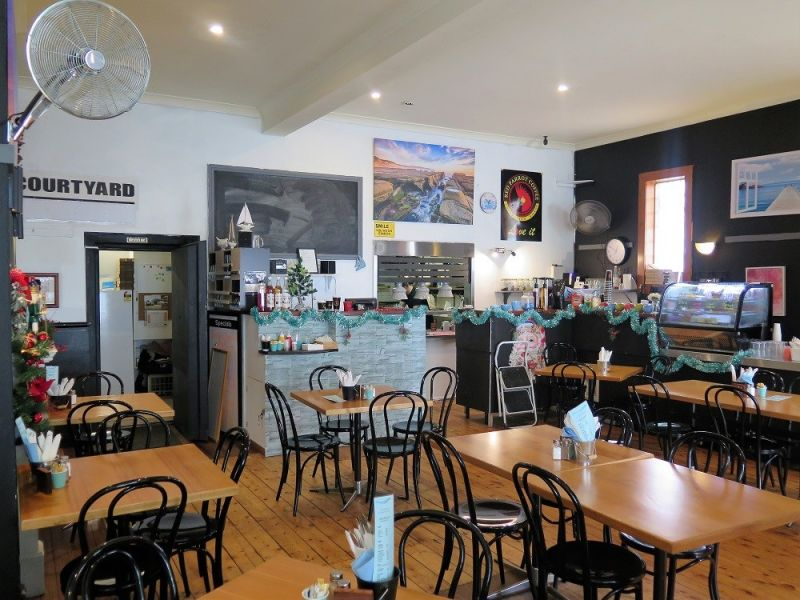 BUSINESS FOR SALE - The Old Bank Cafe Restaurant & Functions