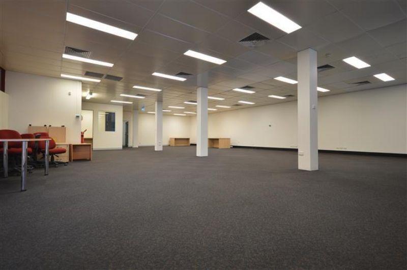 Ground Floor with Double Garage