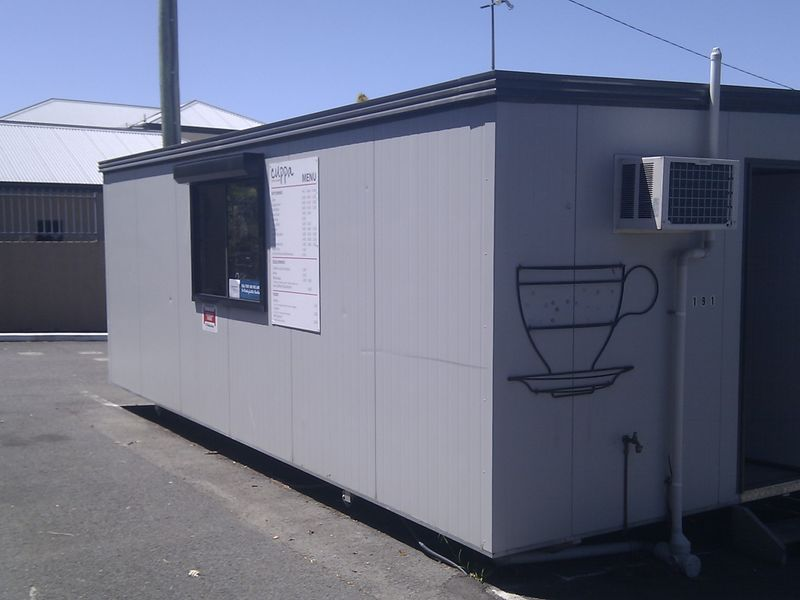 'CUPPA' DRIVE THROUGH COFFEE - UNIQUE BUSINESS OPPORTUNITY
