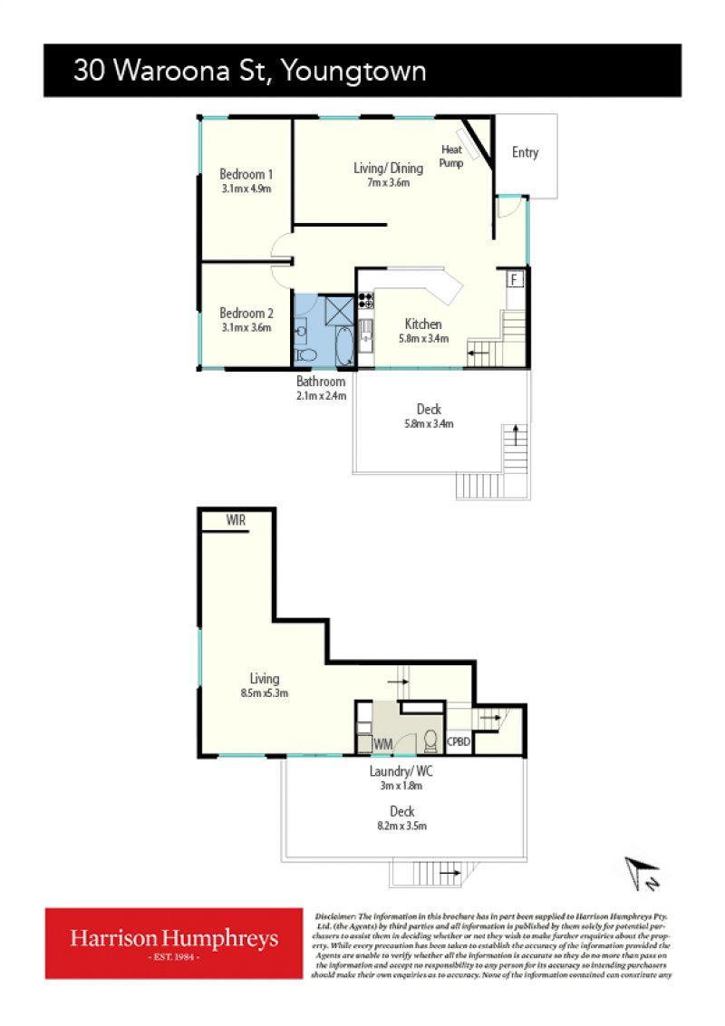 30 Waroona Street Floorplan