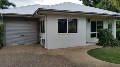 Modern and affordable 2 bedroom unit with own yard !