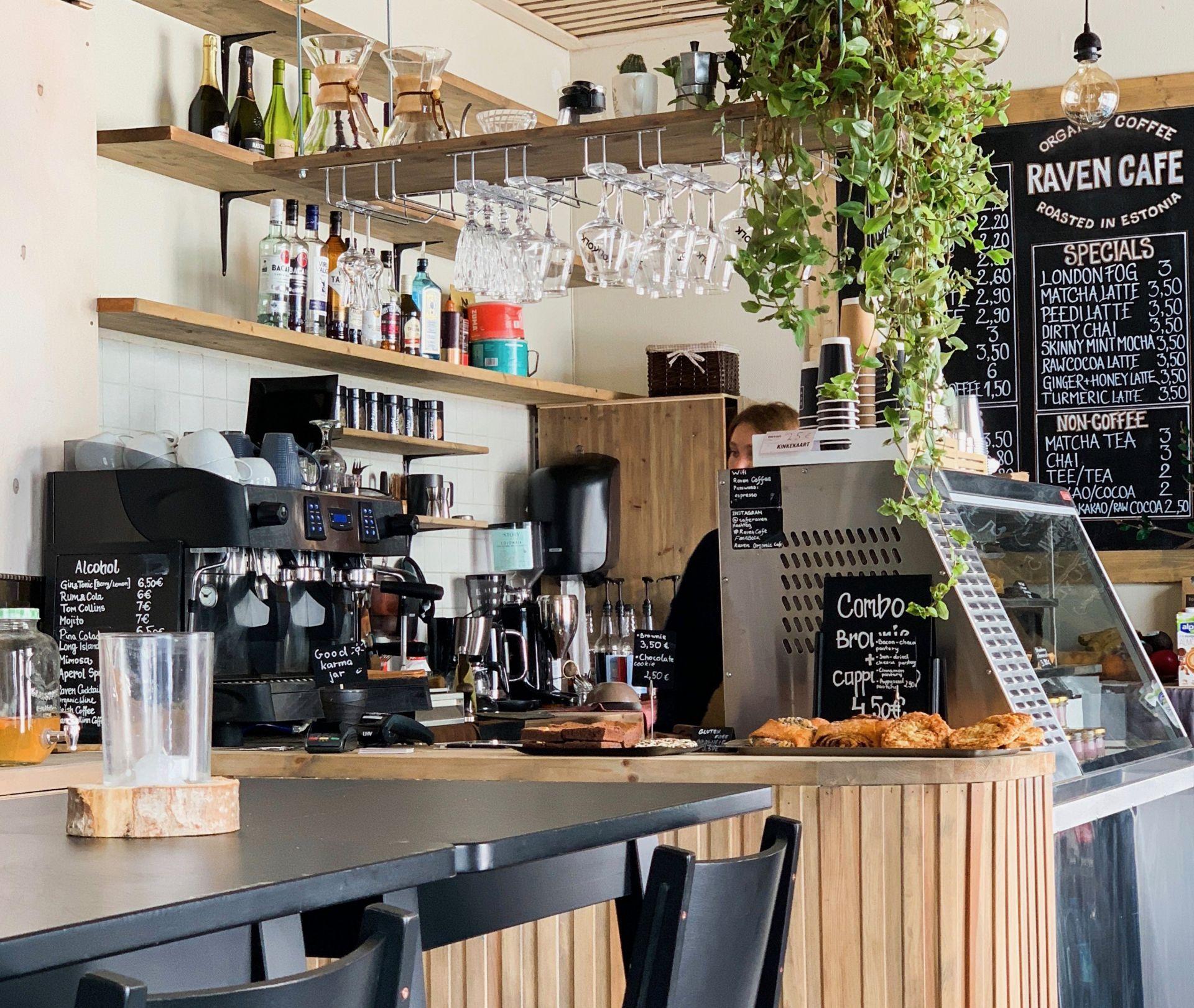 Industrial Cafe - Franchised (Rydalmere)