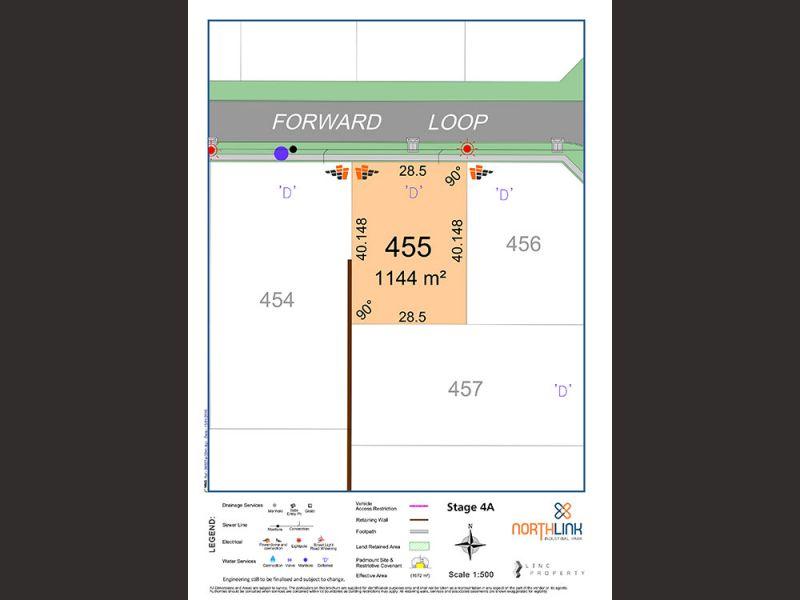Lot 455 – Forward Loop, Gnangara