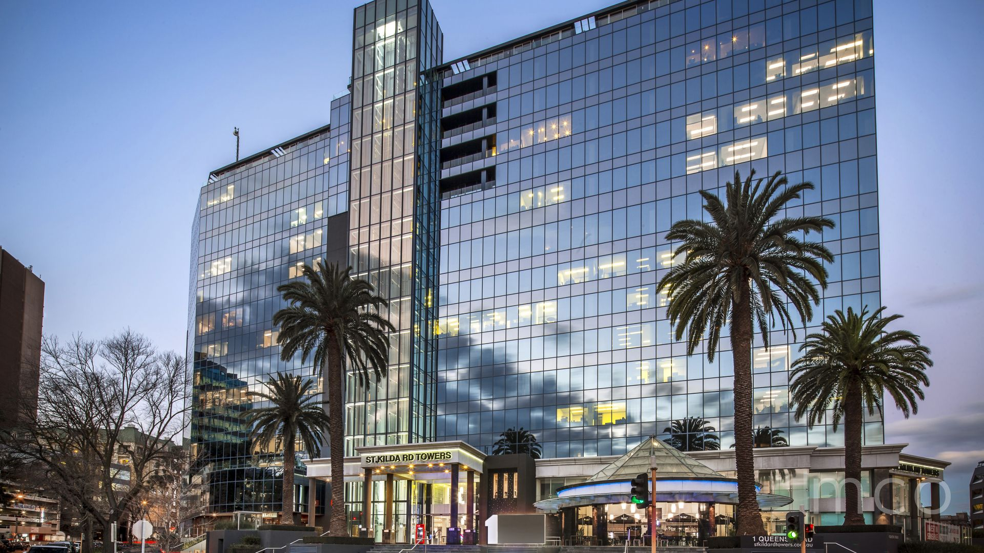 Brilliant leasing opportunity within St Kilda Rd Towers