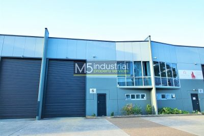 197sqm - Fully Racked Warehouse in Prime Position