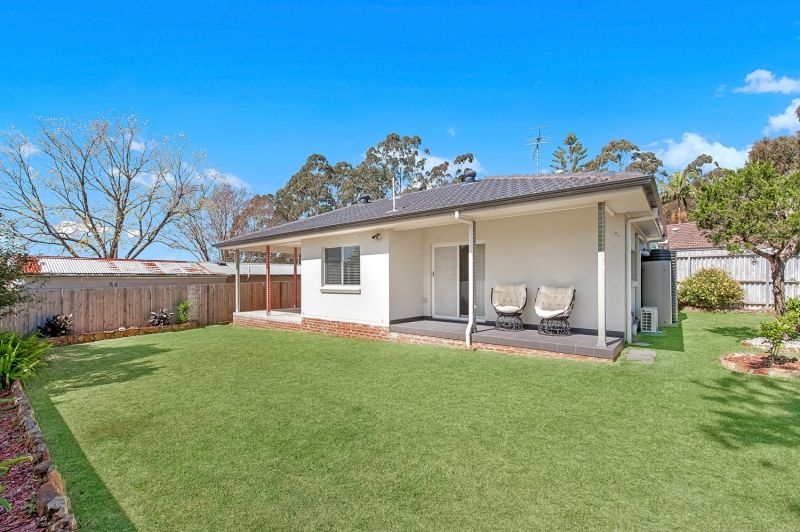 Generously sized family home with dual occupancy potential