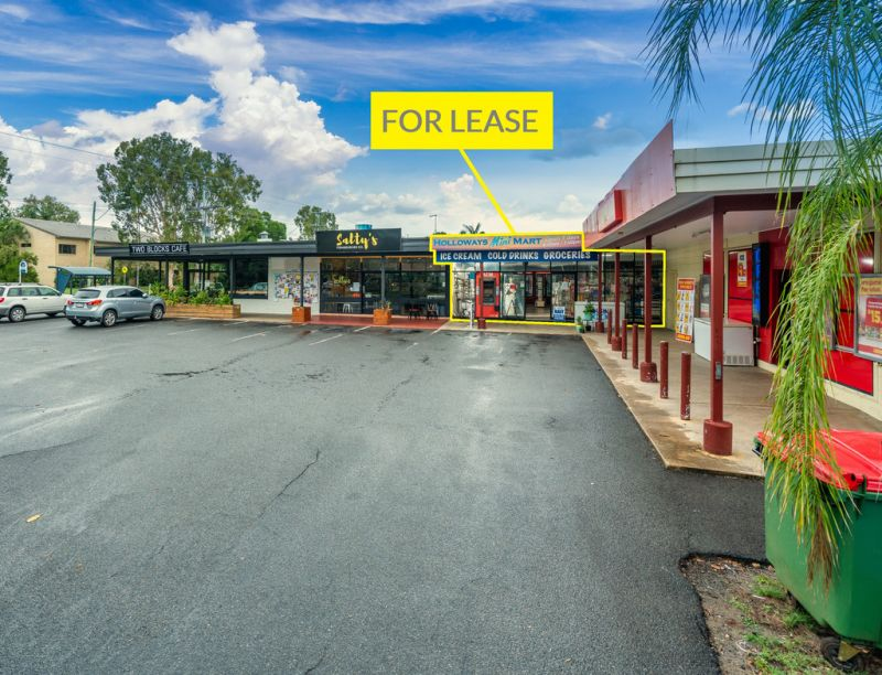 For Lease 196* sqm - Now Vacant - Holloways Beach