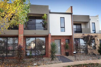 As new exceptional townhome opposite serene parklands perfect for the first home buyer or downsizer!