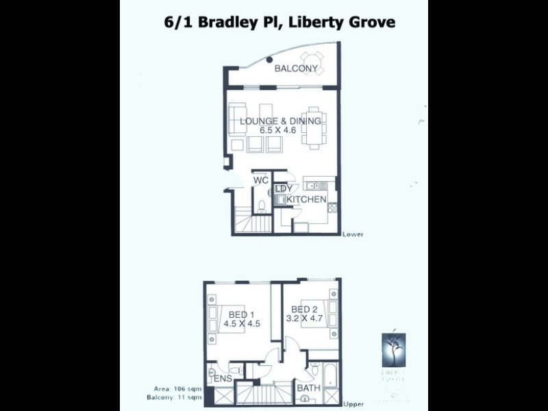 1 Bradley Pl, Liberty Grove
