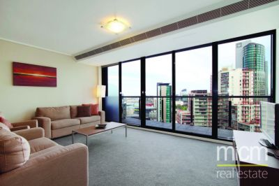 North Facing, Spacious 110sqm (appox.) Contemporary Southbank Bliss!