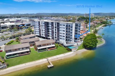 Brand New - Luxurious Waterfront Living