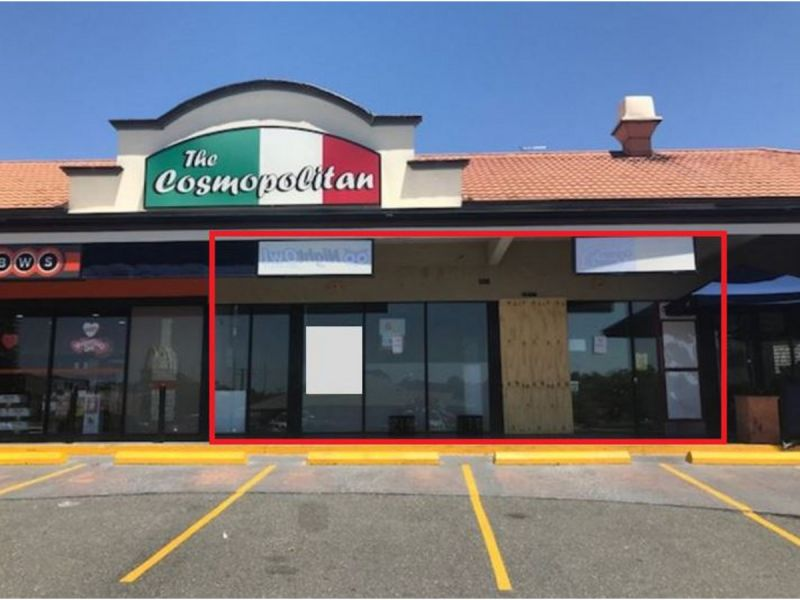 Blank Canvas Opportunity in Popular Retail Centre