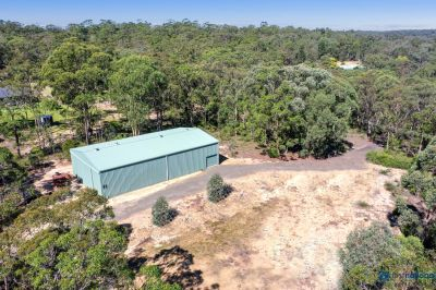 Exclusive 5.17 Acres & Huge Shed