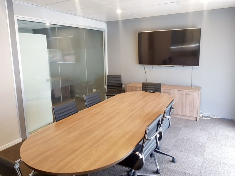 First floor Office + Professional Fitout