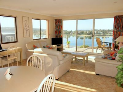 Penthouse Views in Central Merimbula