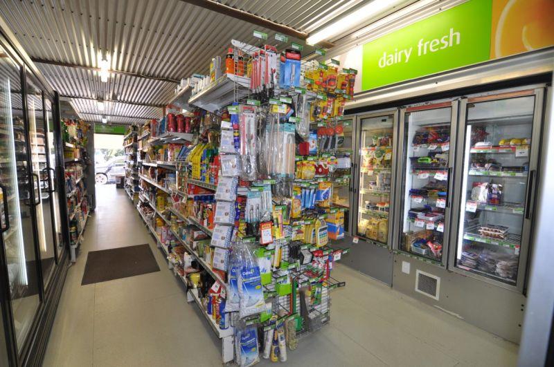 Foodworks Hughenden - freehold standalone building with 10.3% net return