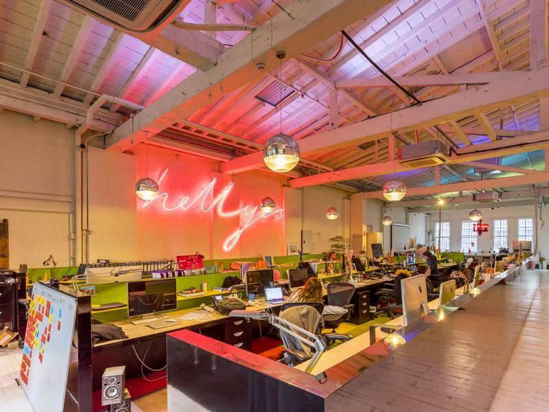 Impressive Creative Warehouse Office/Showroom