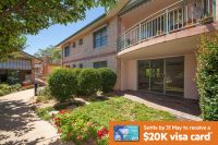 Attractive setting with large floorplan and ground level access throughout