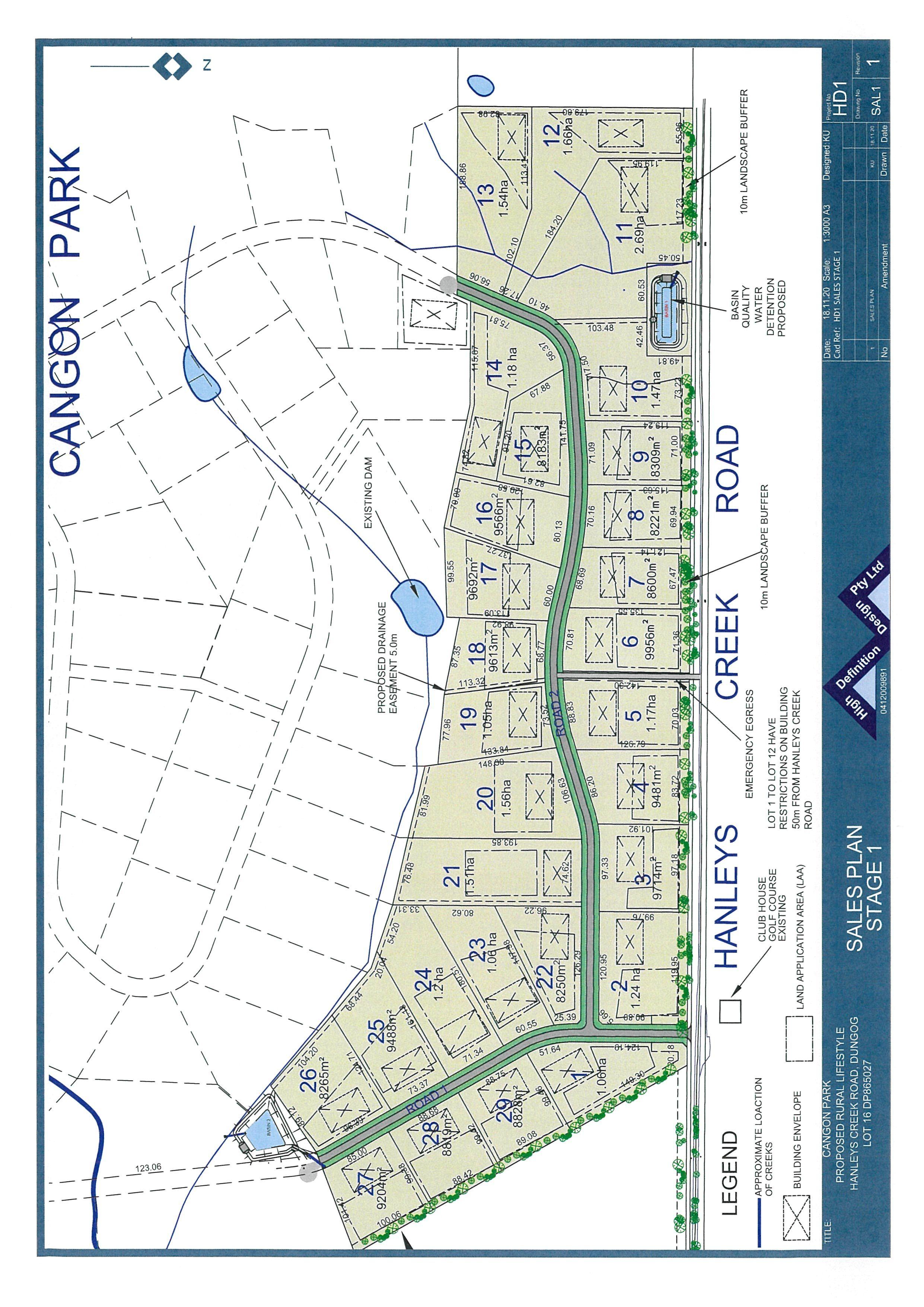 9/Lot 16 Hanleys Creek Road Tabbil Creek 2420