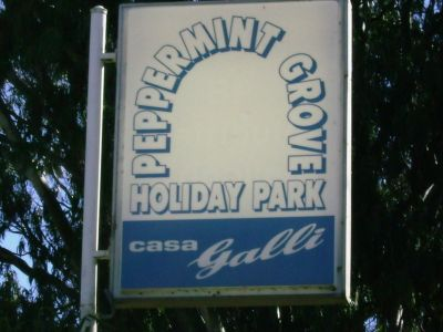 PEPPERMINT GROVE HOLIDAY PARK