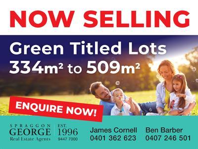 Rare Land for Sale!