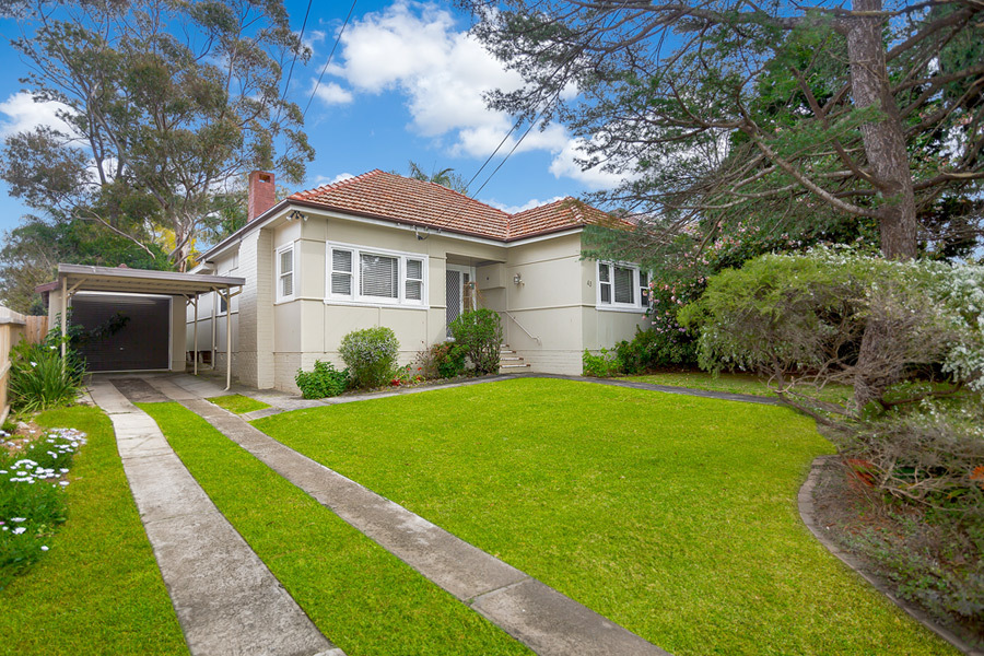 43 Winbourne Street, West Ryde