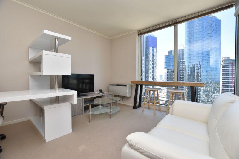 One Bedroom: Fully Furnished Vue Grande Stunner!