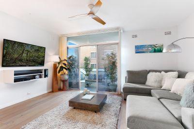 Stylishly Transformed Coastal Apartment