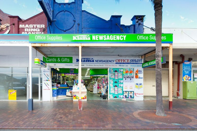 Kiama Newsagency - only $220,000 +. stock!  No home deliveries