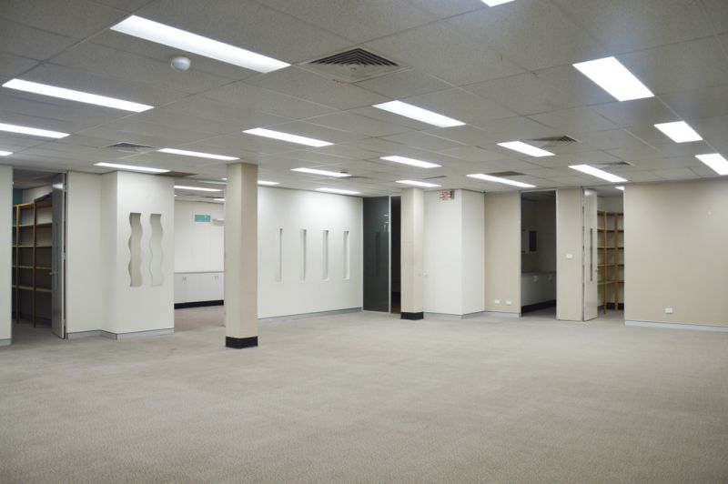MODERN OFFICE SPACE WITH FIT-OUT