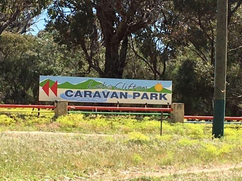 Lake Clifton Caravan Park