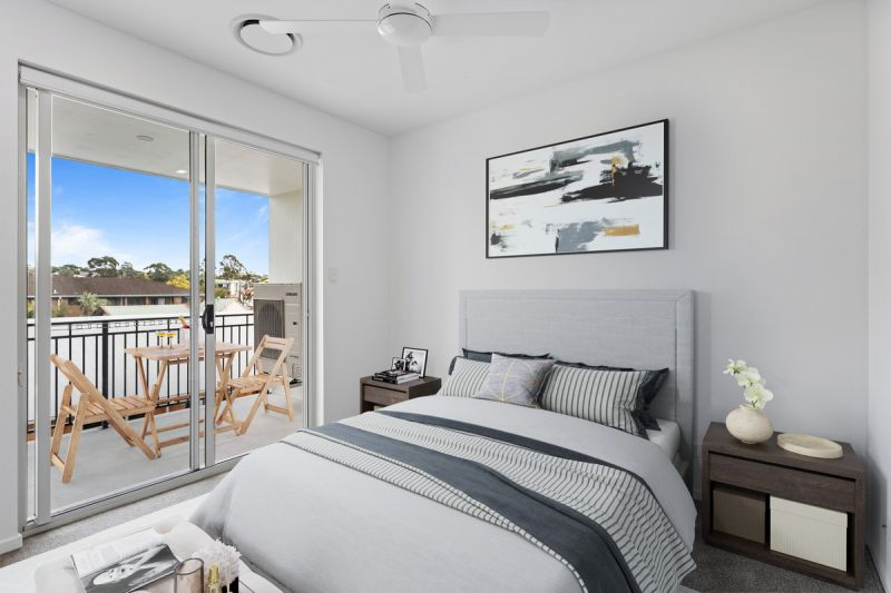 BRAND NEW 2 BEDROOM  WITH ENSUITES AND ADDITIONAL STUDY