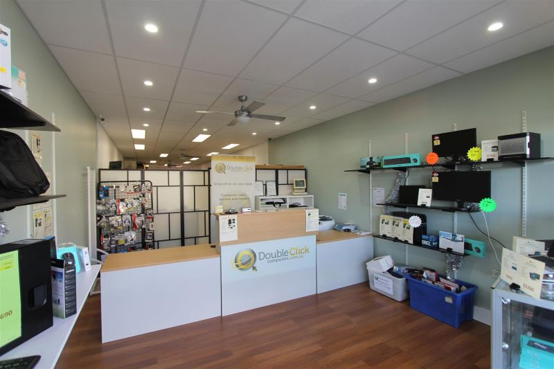 Commercial Retail Space Opportunity