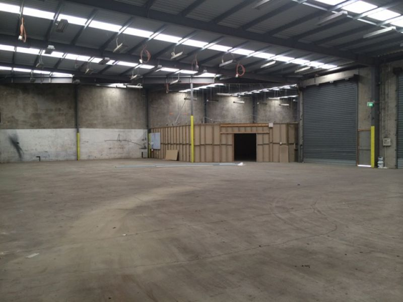 Large Warehouse/Office Facility on Busy Lear Jet Drive