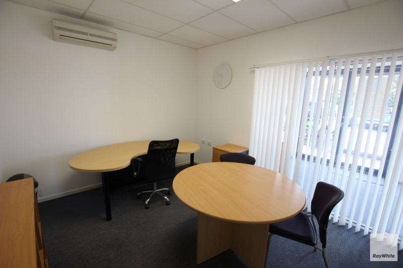 Affordable Ground Floor Fully - Fitted Office | For Lease