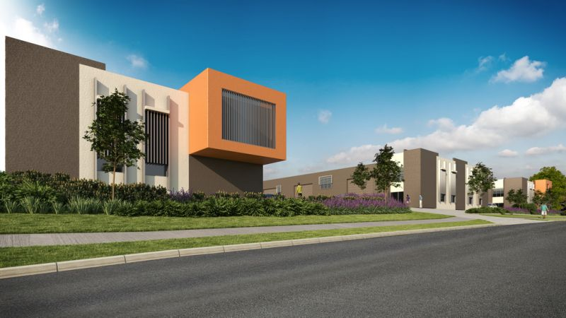 Brand New Industrial Complex In Key Position
